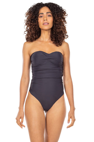 Bandeau Cross One Piece 1