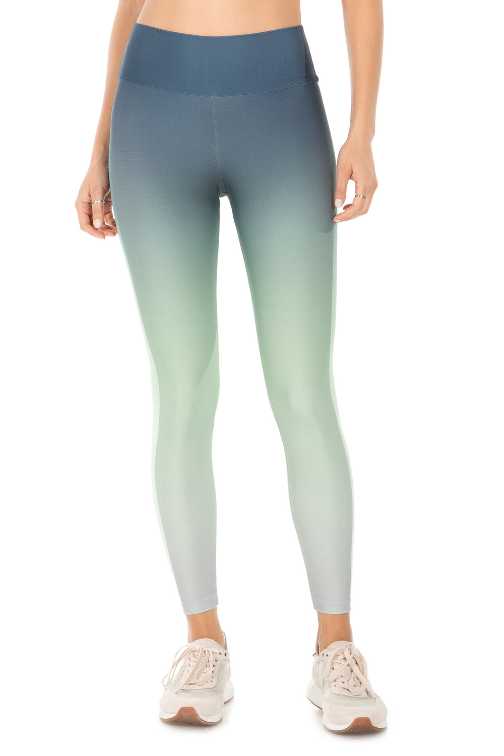 Green Gradient Live! ID Legging