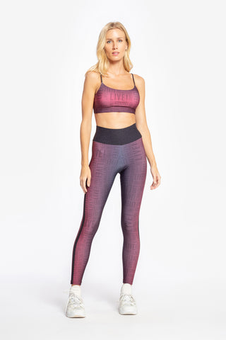 Gradient Mix Legging 1