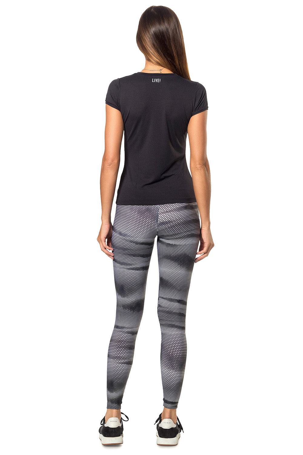 Power Graphic Legging