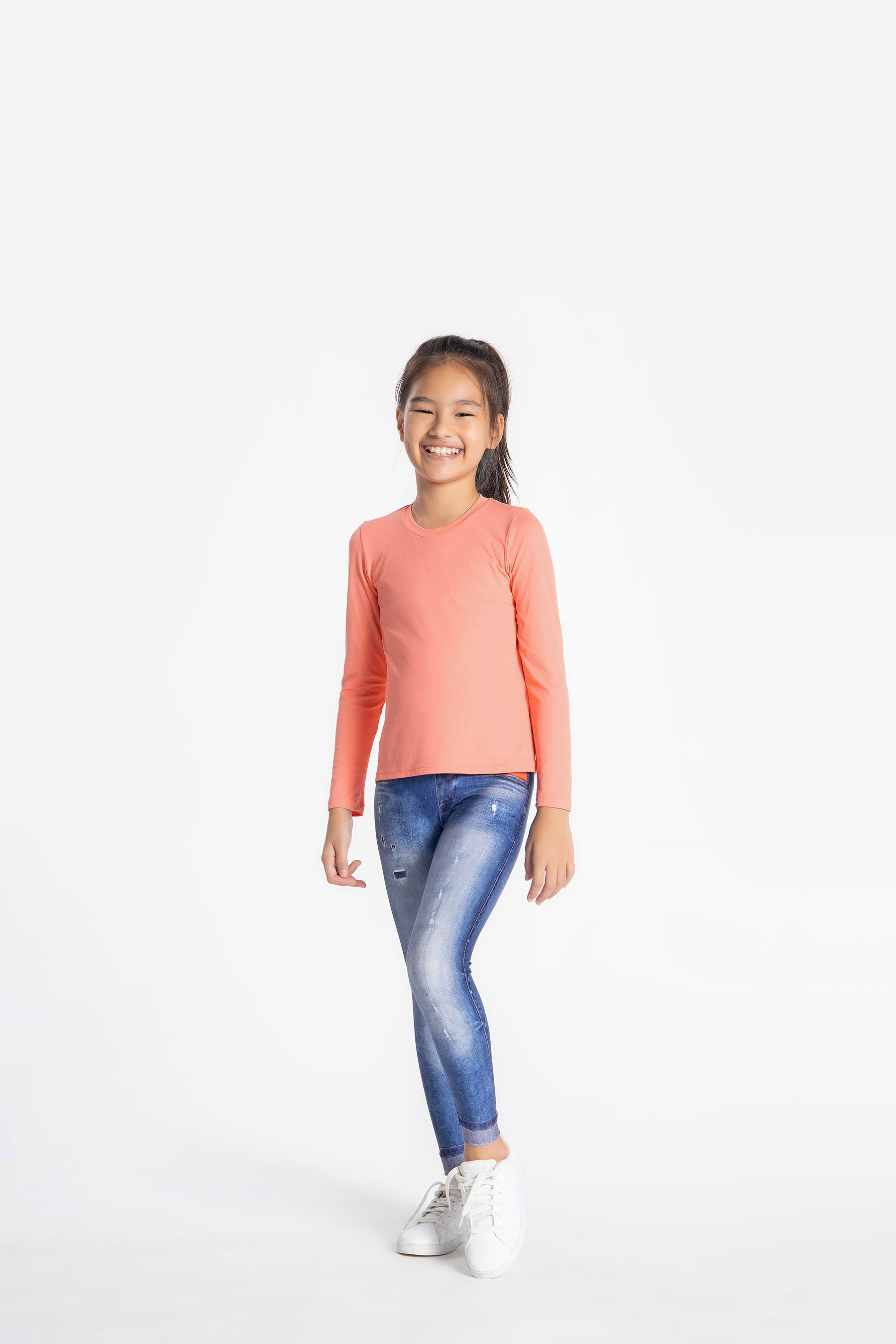 Kids Essential Original Denim Legging 2