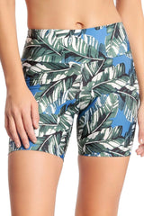 Power Collage Glow Shorts