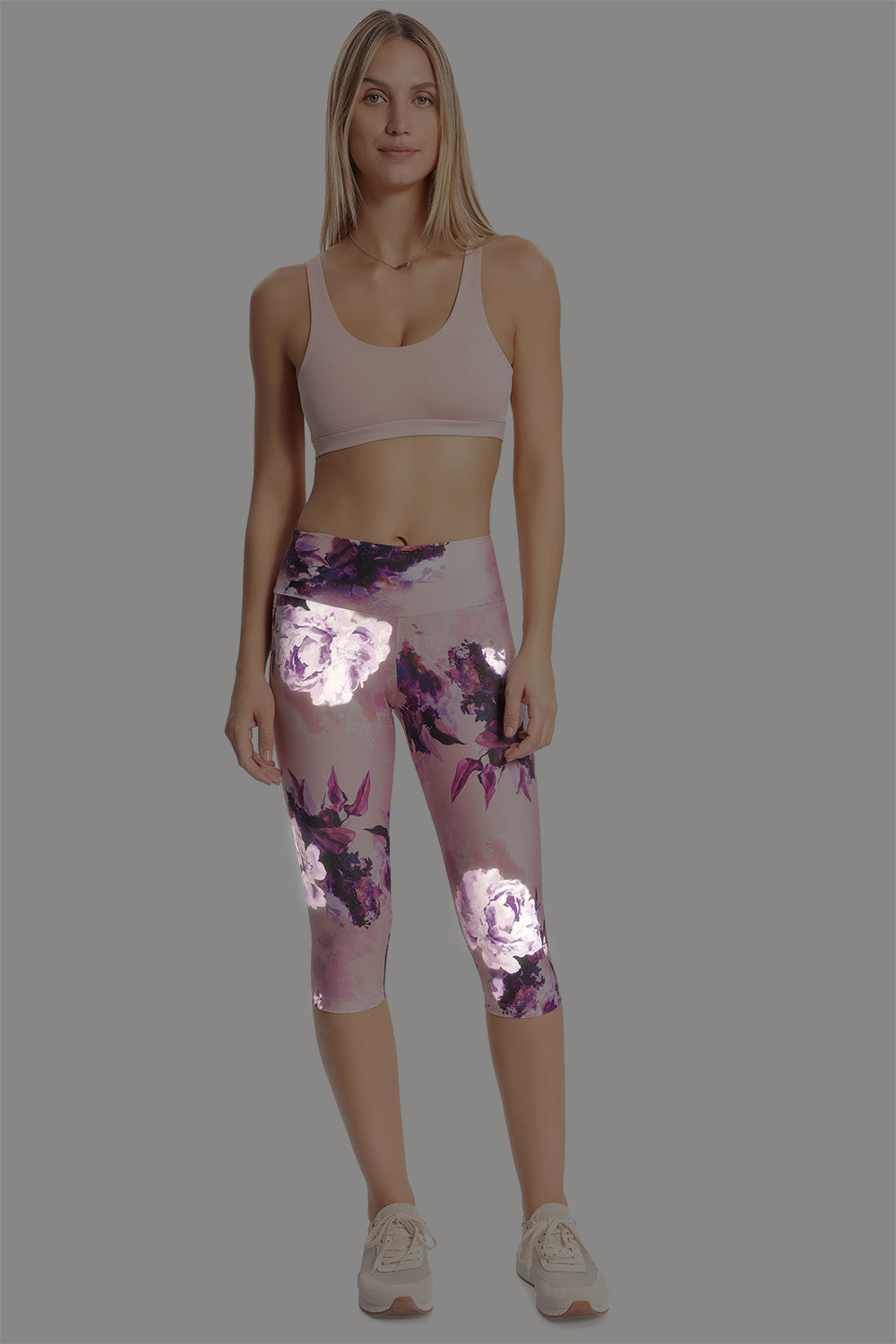 Power Collage Glow Trouser Pants