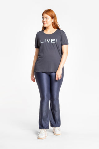 LIVE!+ Essential Flare Pants 1