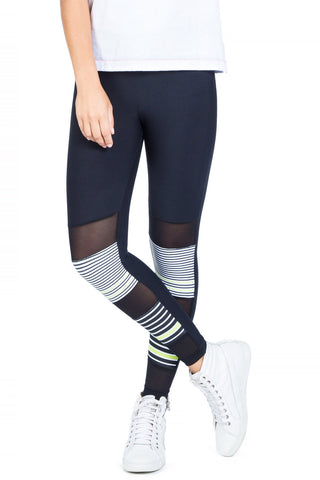 Block Stripes Termo Legging