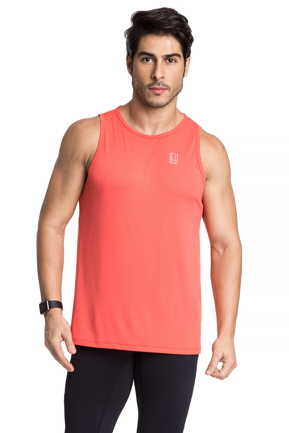 Comfy Menswear Muscle Shirt 1