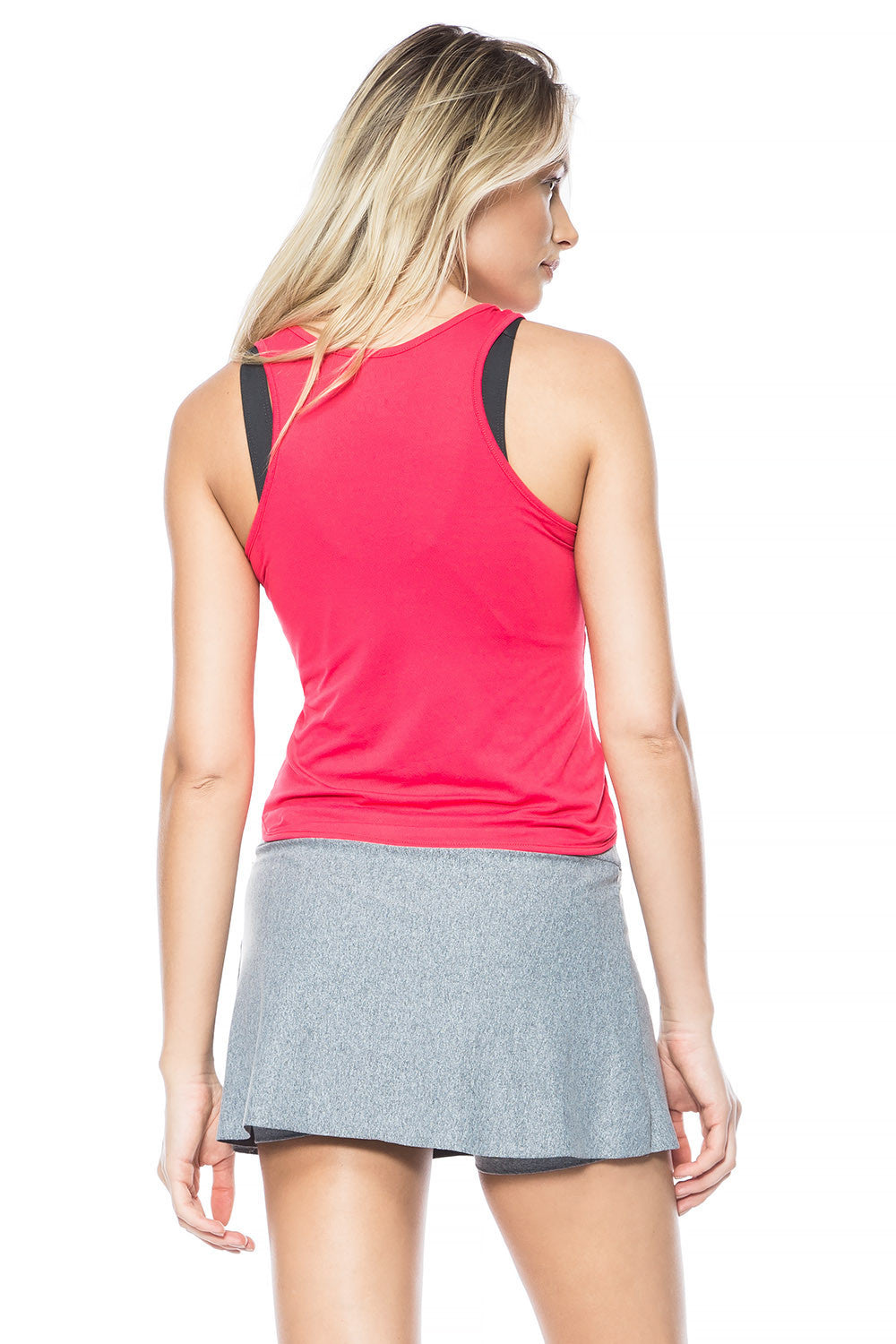 Comfy Basic T-Back Tank Top