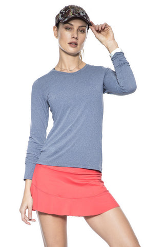 Smart Run Long Sleeve Top