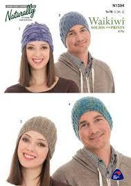 Waikiwi Four Adult Hats N1354