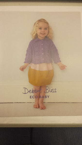 Eco Baby Pattern Book