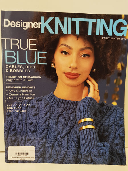 Designer Knitting