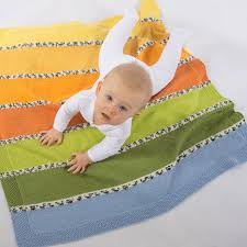 Biggan Design Birch Baby Blanket Kit