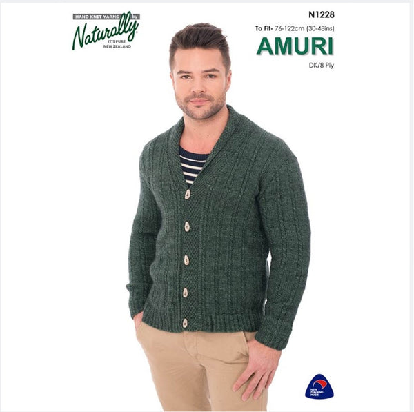 Amuri Ladies Cardigan  1228