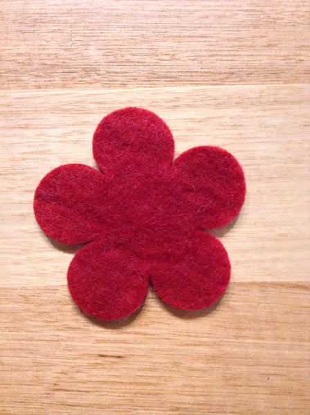 Papoose Creative Felt Flowers