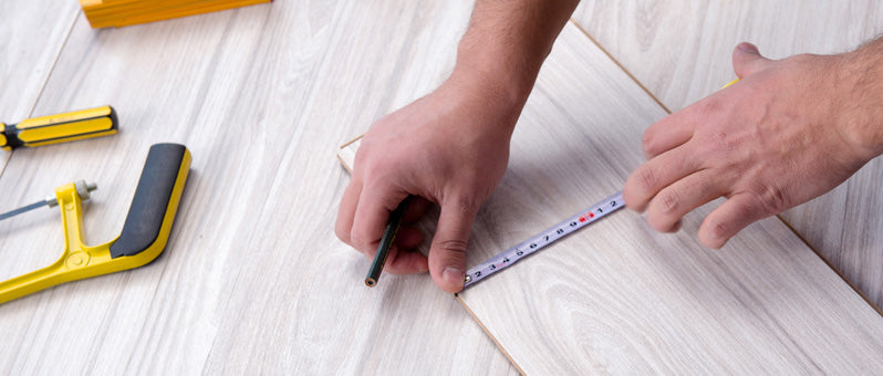 Laminate is a great fit for Do-it-yourselfers. DIY!