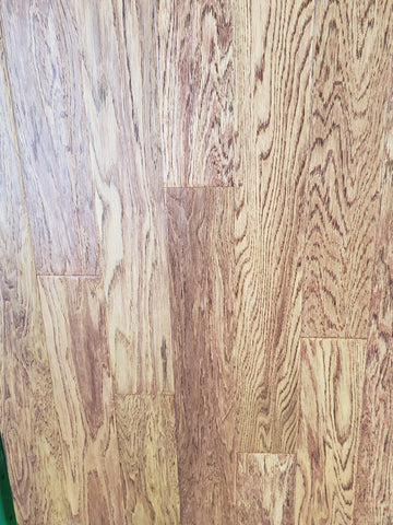 "Honeytone - 3/8"" Engineered Hardwood - 664.96 SF Available"