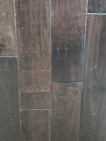 "Hevea Ebony - 3/4"" Solid Hardwood - 1768.34 SF Available"
