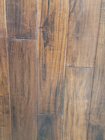"Cocoa Brown Acacia - 1/2"" Engineered Hardwood -  330.72 SF Available"