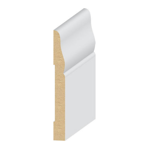 #711 Base 3 1/2 '' Molding 311MUL - Baseboard by EL and EL Wood Products - The Flooring Factory