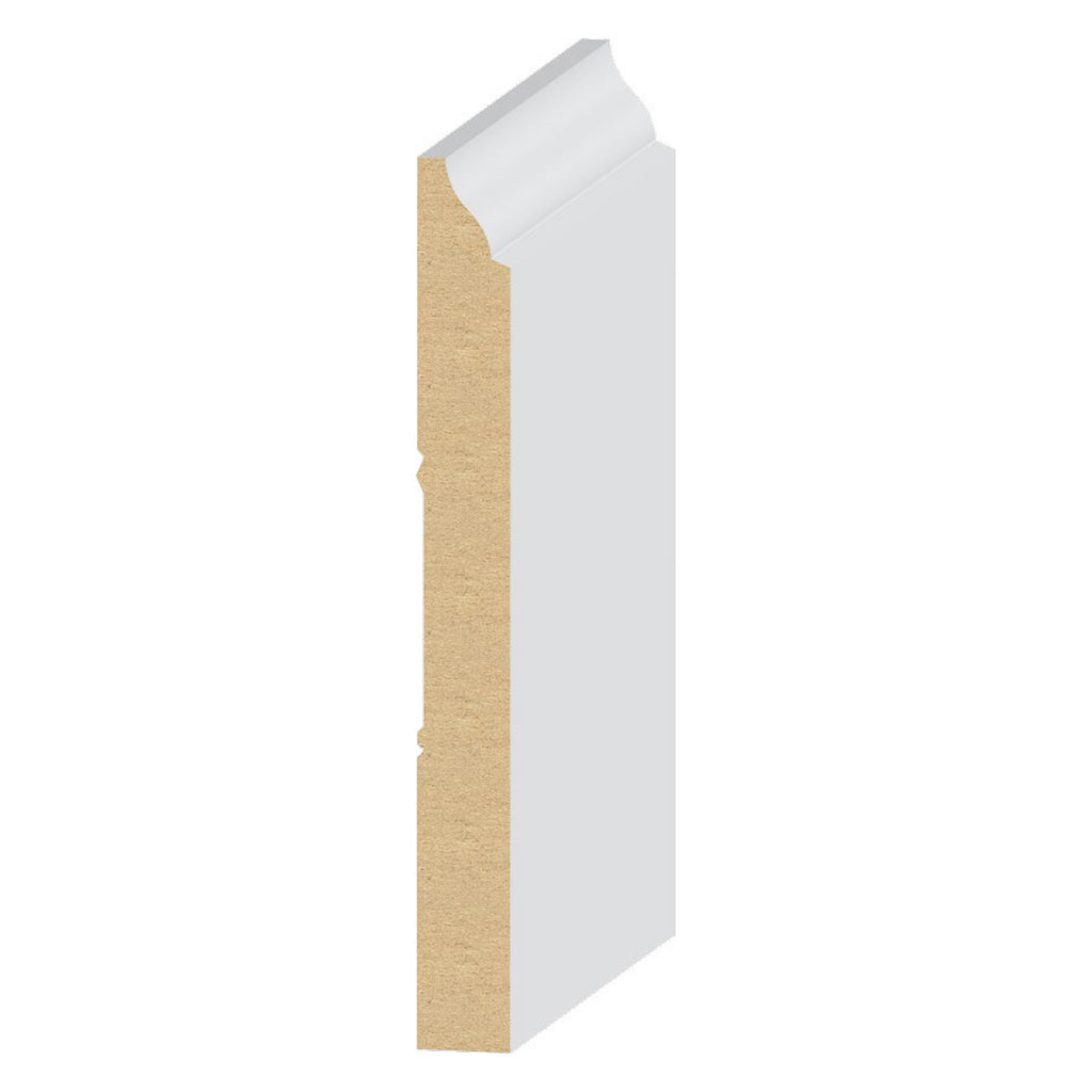 #618 Base 5 1/4'' Molding 315MUL - Baseboard by EL and EL Wood Products