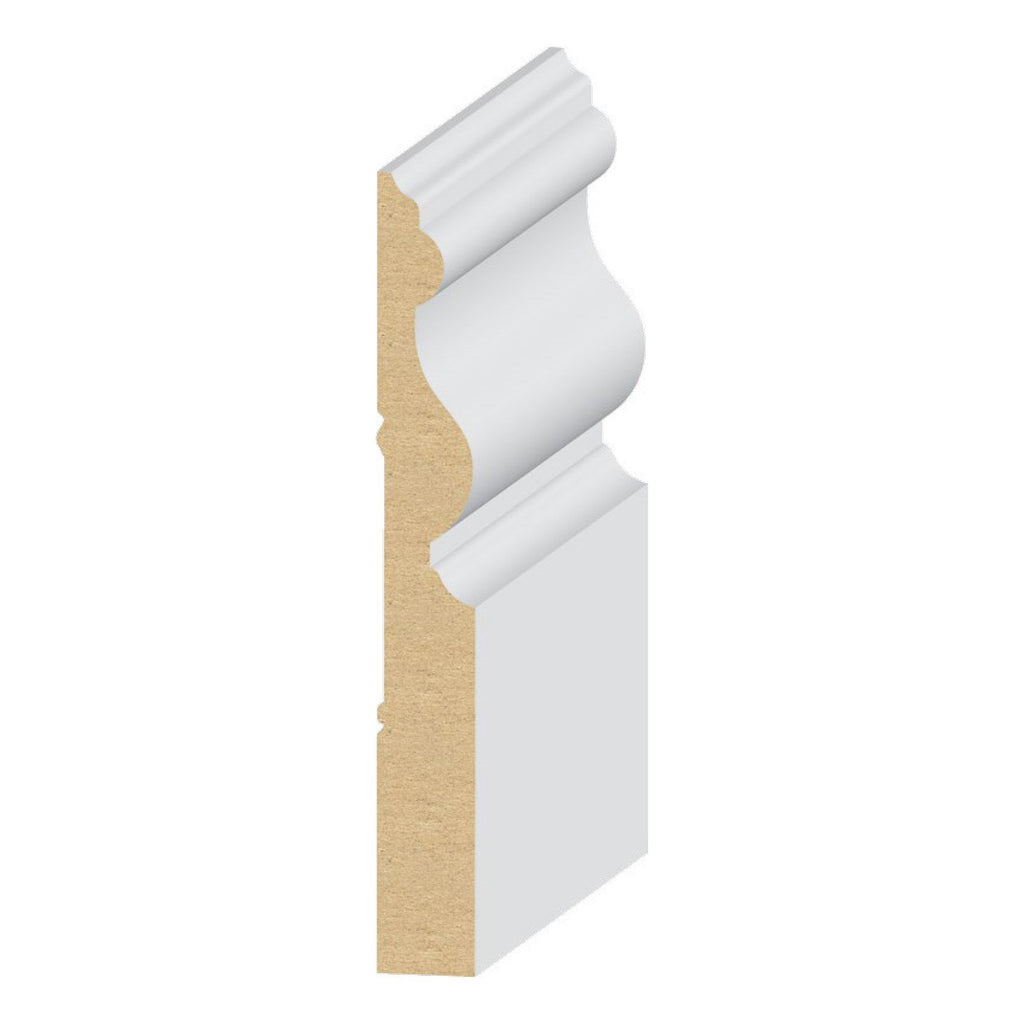 #175 Base 4 1/4 '' Molding 325MUL-4 - Baseboard by EL and EL Wood Products
