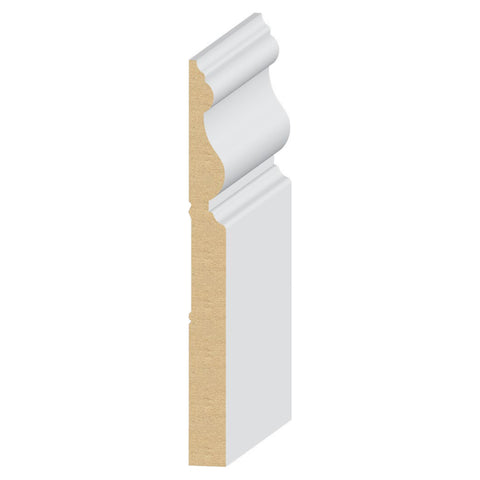 #175 Base 6'' Molding 342MUL - Baseboard by EL and EL Wood Products