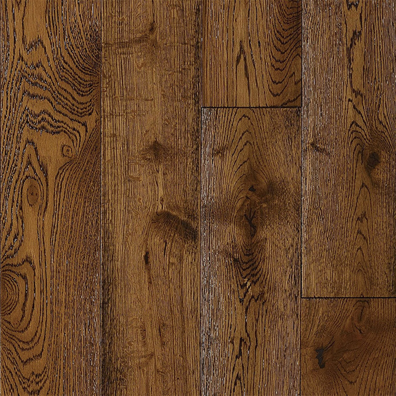 Wire Brushed Oak Topaz - Aristic Collection - Solid Hardwood Flooring by ARK Floors - Hardwood by ARK Floors