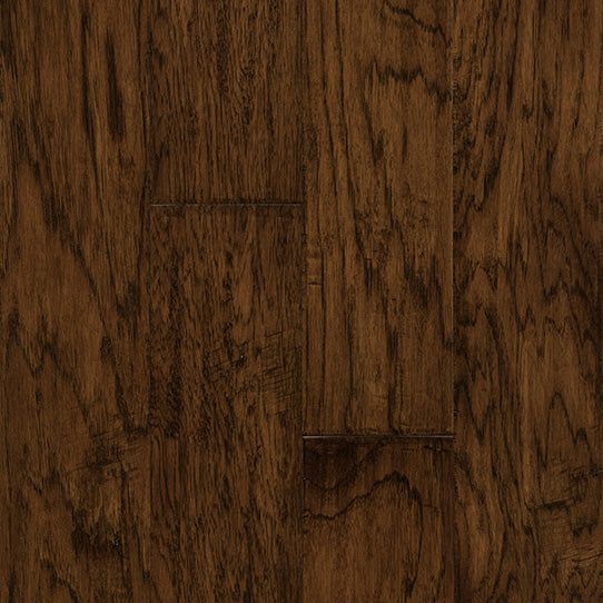 Destroyed Scraped Hickory Chestnut - Artistic Collection - Engineered Hardwood Flooring by ARK Floors - Hardwood by ARK Floors