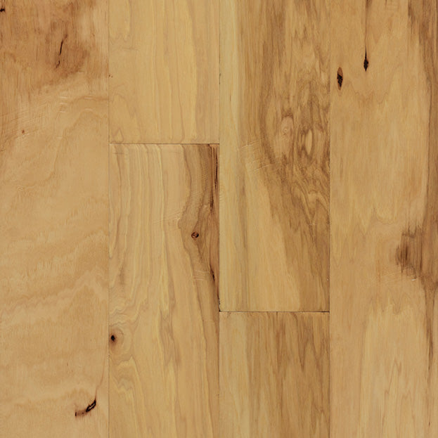 Destroyed Scrape Hickory Natural - Artistic Collection - Engineered Hardwood Flooring by ARK Floors - Hardwood by ARK Floors