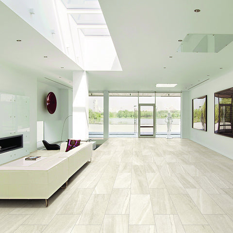 "ACCESS -  12""x24"" Glazed Porcelain Tile by Emser - The Flooring Factory"