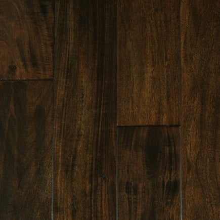 Acacia Black Walnut - Exotics Collection - Engineered Hardwood Flooring by The Garrison Collection