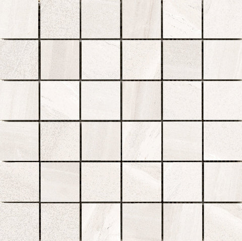 "ACCESS - 2""x2""  Glazed Porcelain on a 12""x12"" Mesh Mosaic Tile by Emser - Tile by Emser Tile"