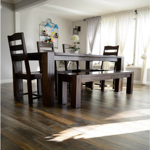 Ancient Teak - Signature Collection - 12mm Laminate by Dyno Exchange - Laminate by Dyno Exchange - The Flooring Factory