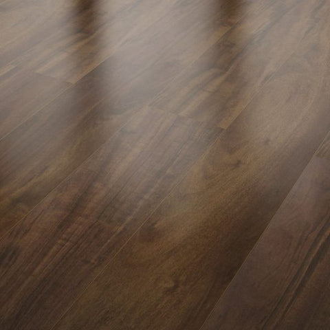 Brazilian Walnut - Solido Visions Collection - 7mm Laminate Flooring by Inhaus - Laminate by Inhaus
