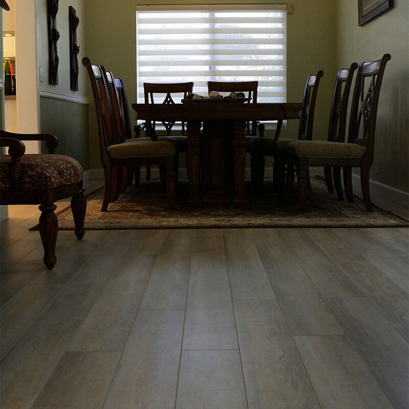 New Age Collection Baltimore Cherry 12mm Laminate Flooring By Dyno
