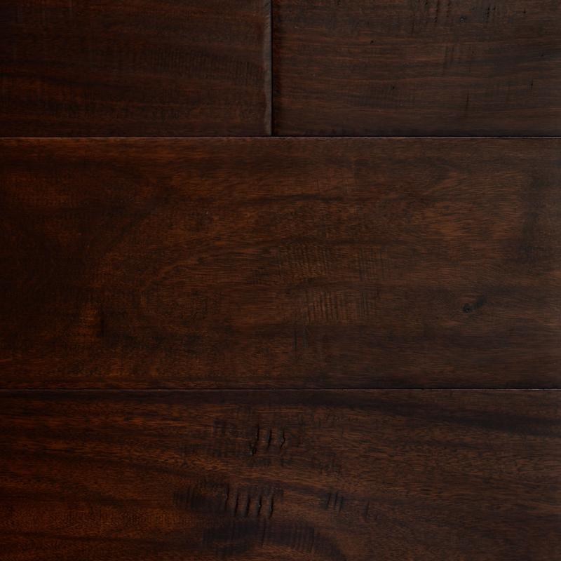 "Burnished Brown - Heritage Collection - 1/2"" Engineered Hardwood flooring by Tecsun - Hardwood by Tecsun"
