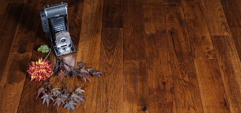 GARRISON || DISTRESSED COLLECTION Chateau - Engineered Hardwood Flooring by The Garrison Collection, Hardwood, The Garrison Collection - The Flooring Factory
