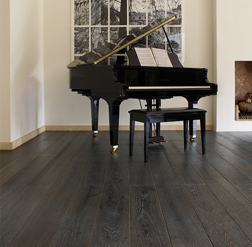 VERSAILLES COLLECTION Coal - Engineered Hardwood Flooring by Gemwoods Hardwood, Hardwood, Gemwoods Hardwood - The Flooring Factory