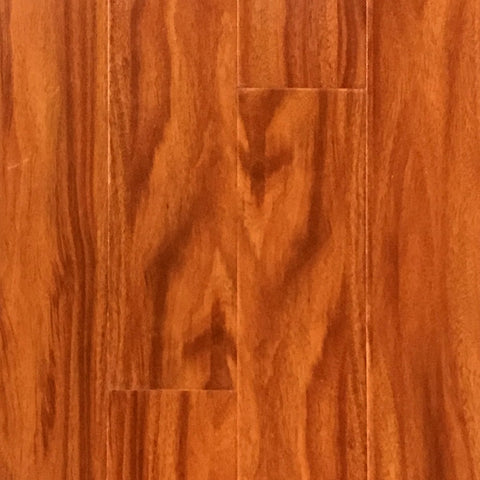 ALLURE COLLECTION Diamond Santos Mahogany - 12mm Laminate Flooring by Woody & Lamy