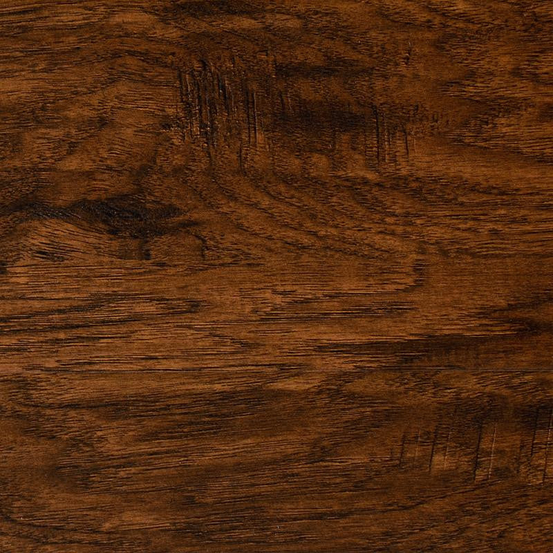 Ginger Glow Hickory - 12mm Laminate Flooring by Tecsun