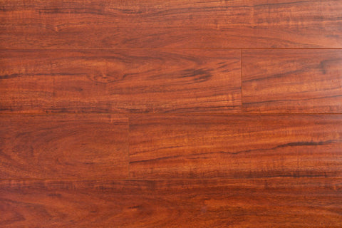Florence Cherry - Handscraped Collection - Laminate Flooring by Ultimate Floors