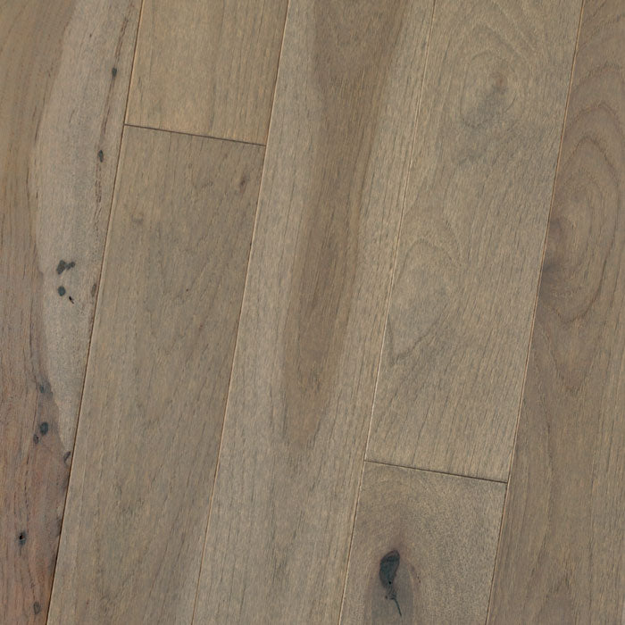 "Hickory Chinchilla - Traditional Character Premium Hickory Collection - 8"" Engineered Hardwood Flooring by HomerWood - Hardwood by HomerWood"