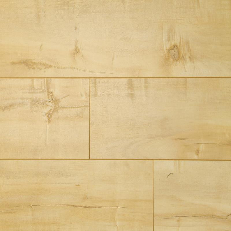 Gold Rush Maple - High Sierra Collection - 12mm Laminate Flooring by Tecsun - Laminate by Tecsun