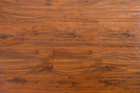 Hazelnut - Handscraped Collection - Laminate Flooring by Ultimate Floors