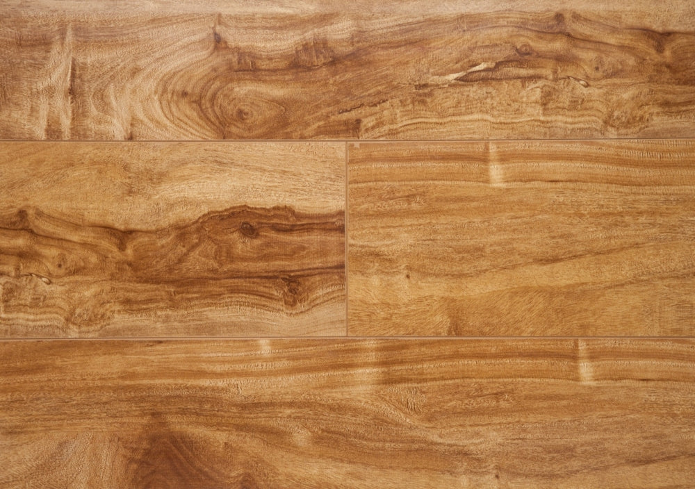 EXOTIC COLLECTION Honey Oak - 12mm Laminate Flooring by Eternity