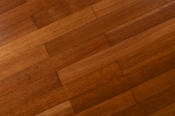 Kempas Natural Hardwood Flooring By Tropical Flooring