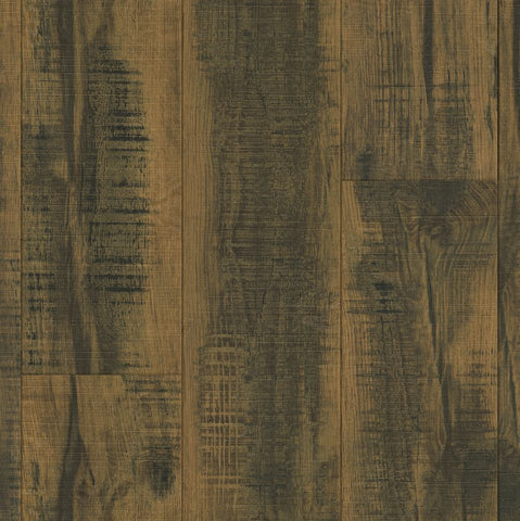 Blackened Brown - 12mm Laminate Flooring by Armstrong - The Flooring Factory
