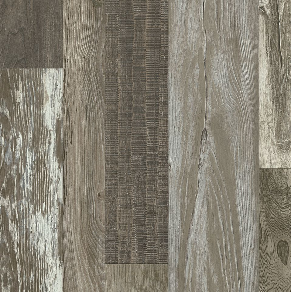 Old Original Barn Gray  - 12mm Laminate by Armstrong - Laminate by Armstrong