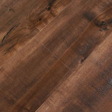 Marcona Almond - MEGAClic Noblesse Collection - 12.3mm Laminate Flooring by AJ Trading - The Flooring Factory