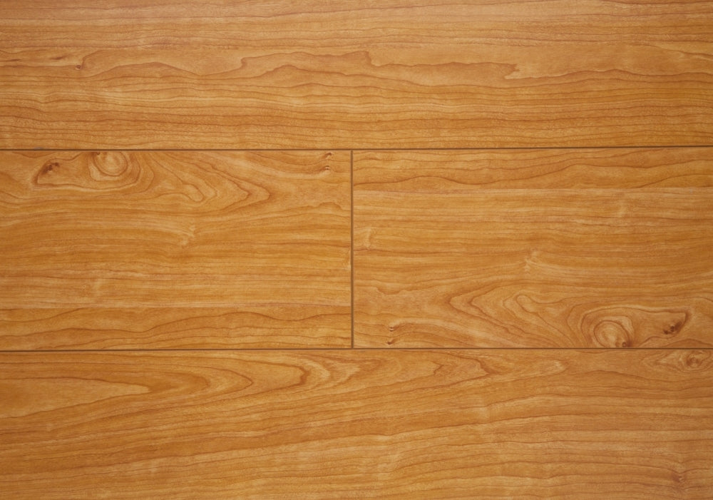 EXOTIC COLLECTION Natural Cherry - 12mm Laminate Flooring by Eternity, Laminate, Eternity - The Flooring Factory